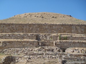Archaeology Site Oaxaca