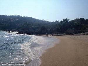 Playa Puerto Angel