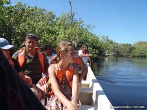 Boat Tour Mexico