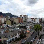 Bogota Aerial View