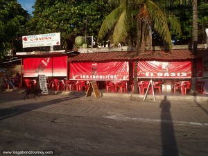 Cheap food in Palenque, Mexico