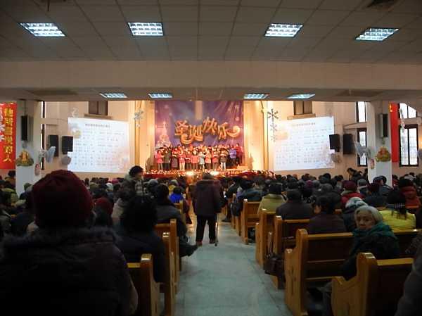 church-taizhou-china