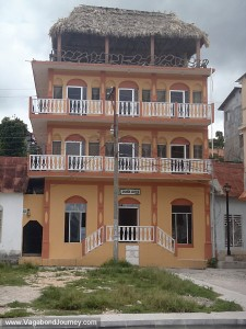 hotel in flores guatemala