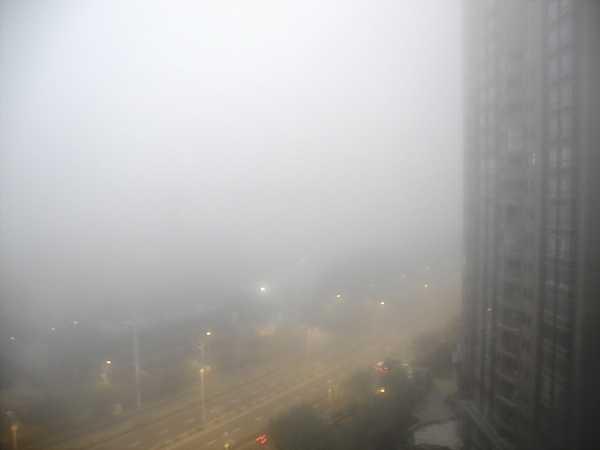 fog-xiamen-island