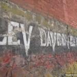 Graffiti Trotsky House