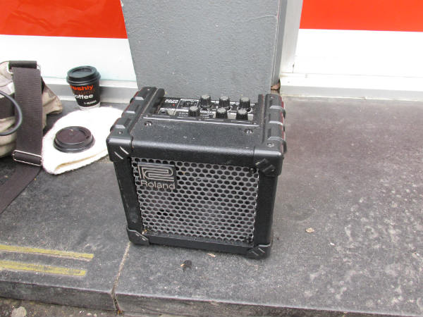 Jim's amplifier.