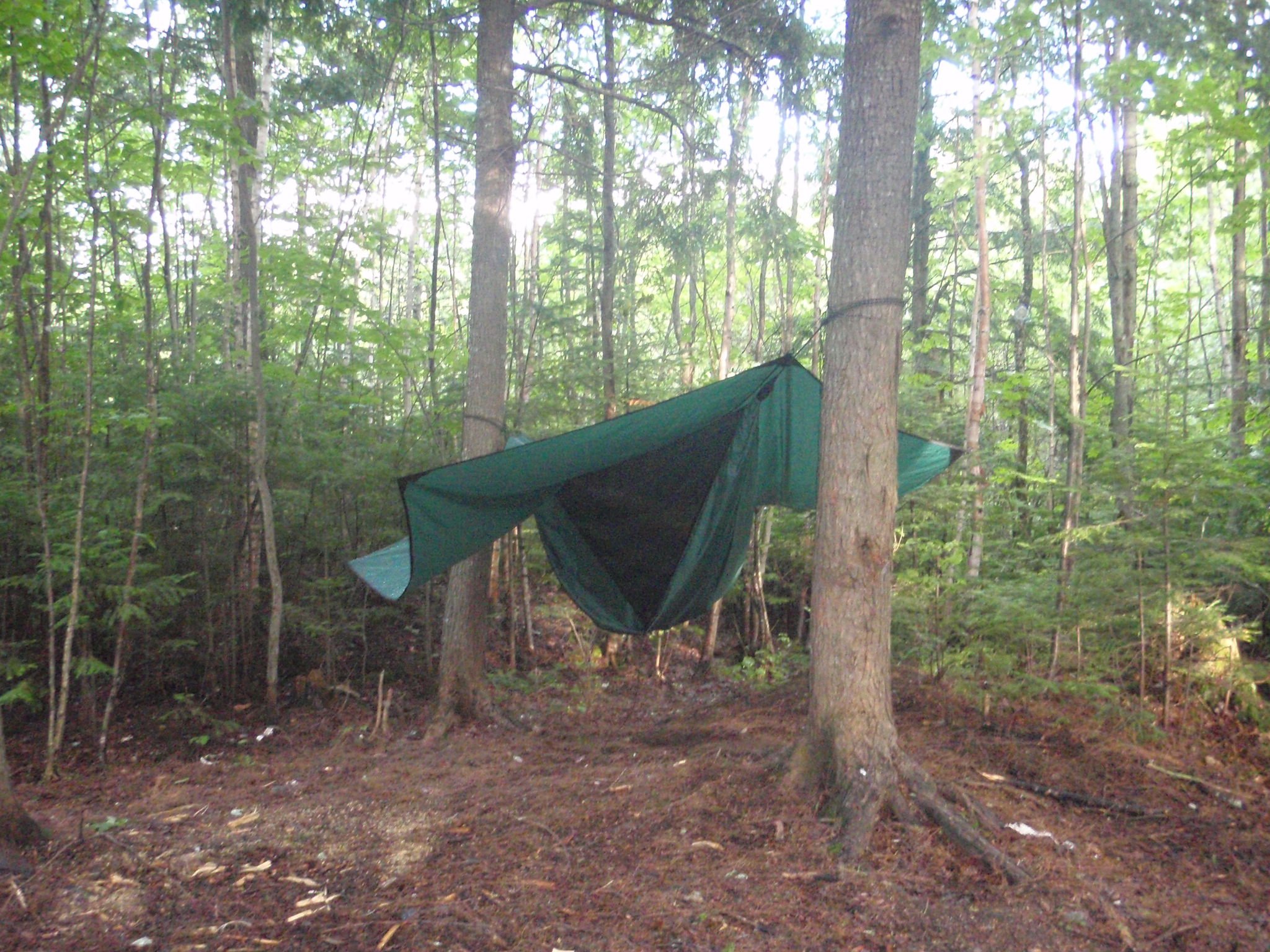 Hennessy Hammock Shelter Gear Review