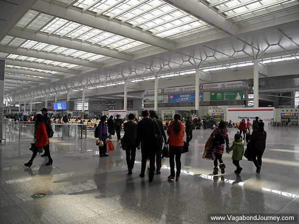 hongqiao-station
