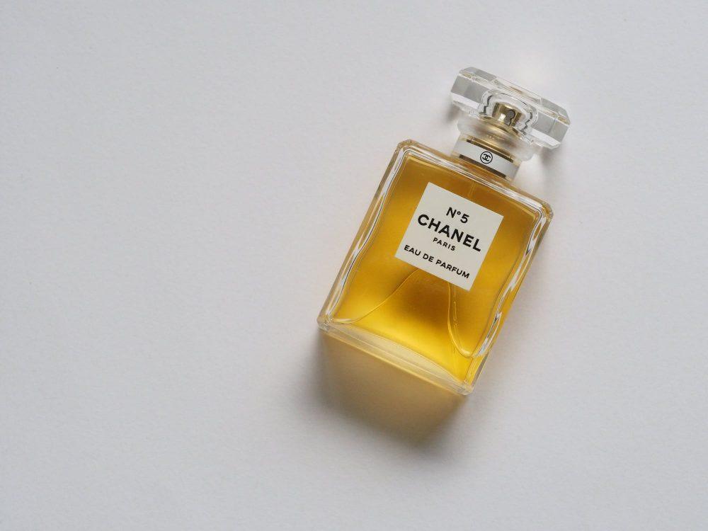 Chanel branding