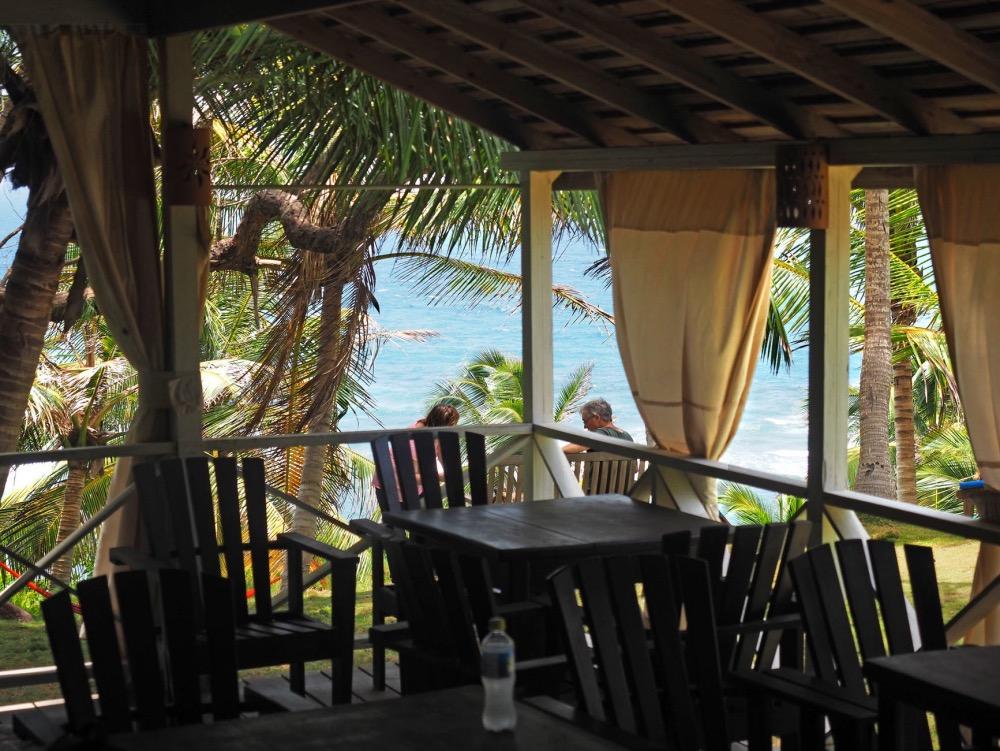 Caribbean vacation villa