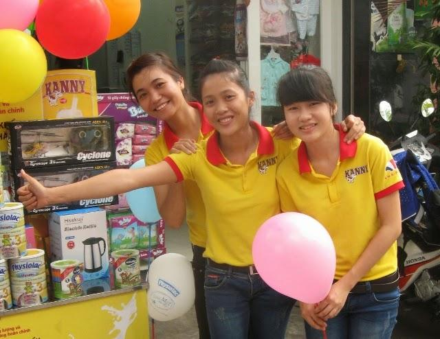 Saigon girls