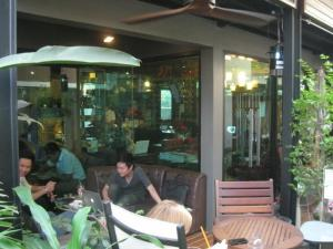 Cafe in Bangkok