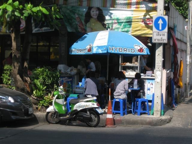 Bangkok store