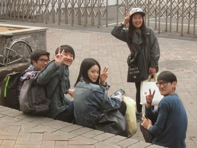 Asian girls photo
