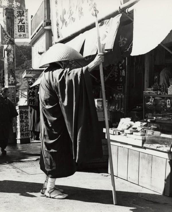Itinerant Japanese Monk