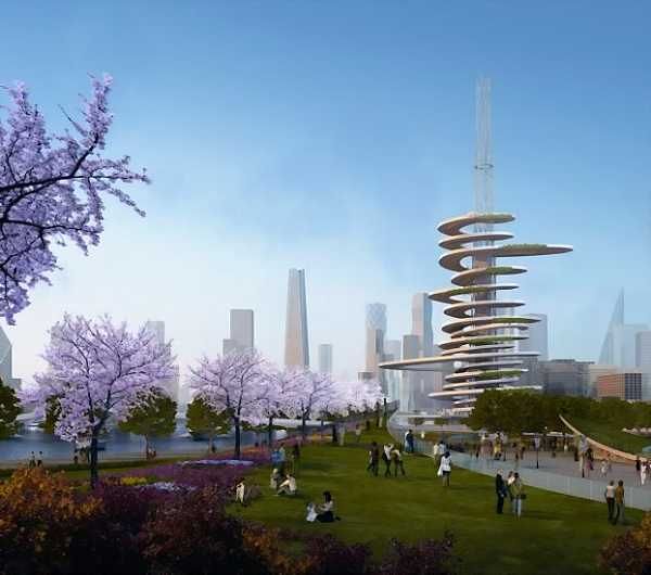 These new Chinese cities are designed to be urban utopias