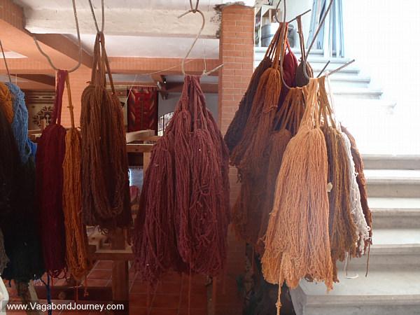 Mexican yarn