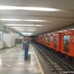 Mexico DF Metro Subway
