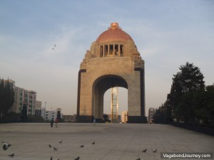 Monument Mexican Revolution