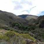 Mountains around Villa de Leyva