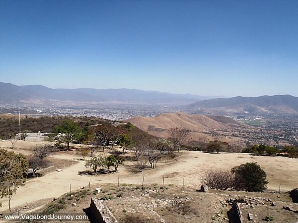 Oaxaca landscape