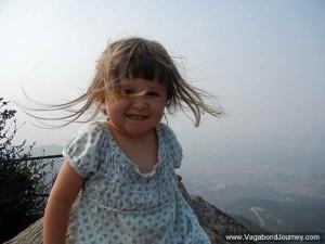 Petra on Huaguoshan
