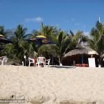 Restaurants on Beach
