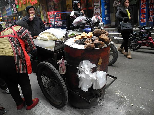 street-food-cart-china