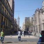 Calles en el Distrito Federal, Mexico