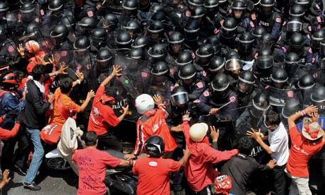 Thailand Riots
