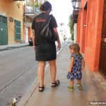 Tourists Walk Getsemani