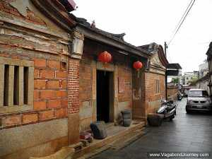 Traditional architecture, Kinmen