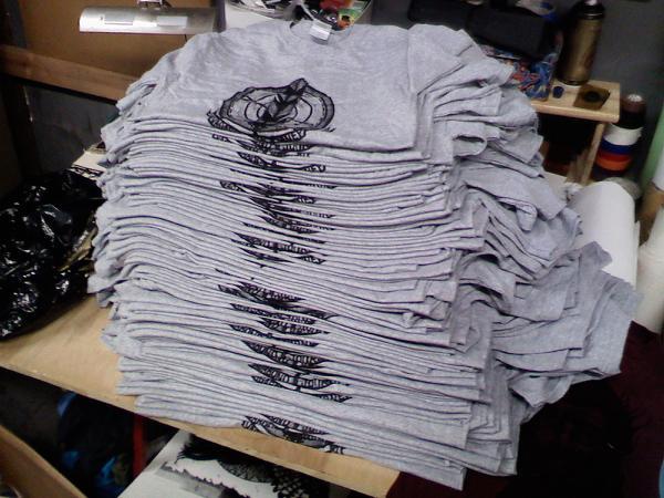 Vagabond Journey t-shirts