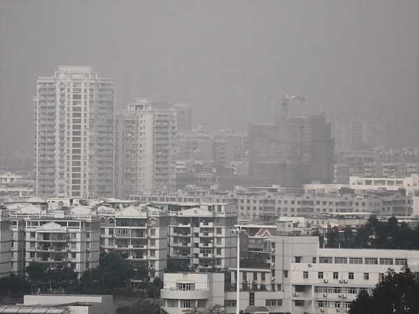 xiamen-air-pollution
