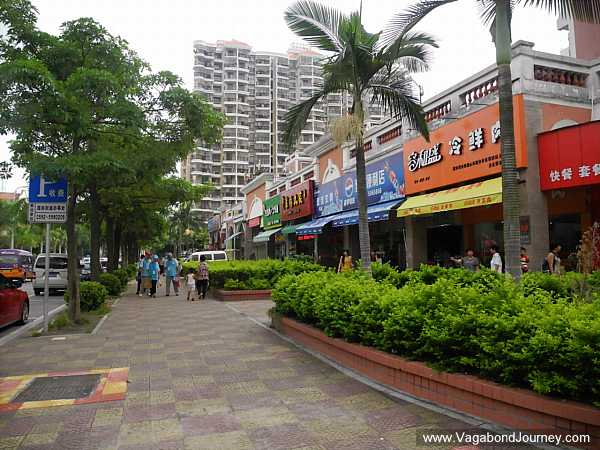 Xiamen, a nice place to be