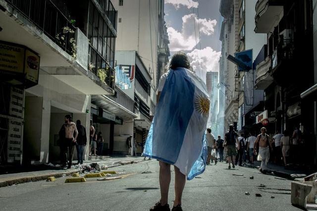 Fotografías que protestan: el conflicto social en Argentina a través de imágenes