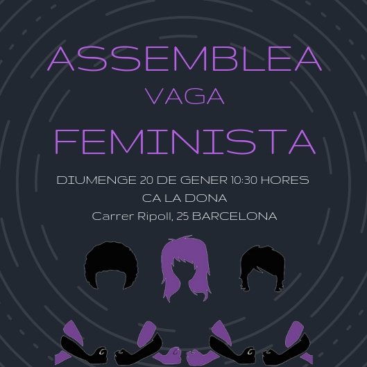 Assemblea Vaga Feminista