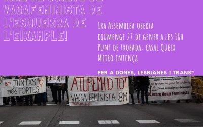 Comité de Vaga Feminista de l'Esquerra de l'Eixample