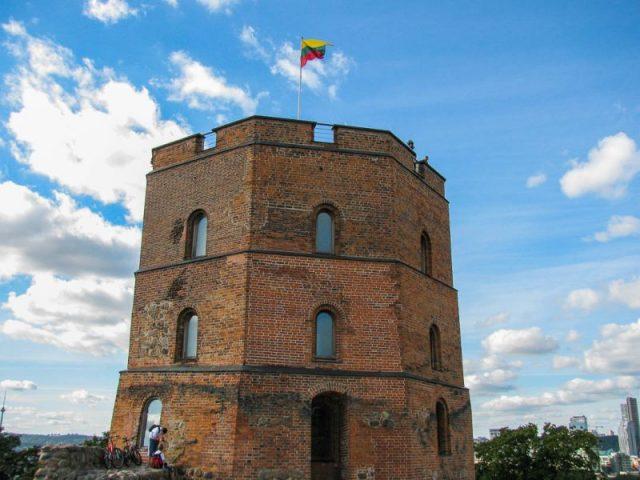 Torre de Gedimino Vilnius