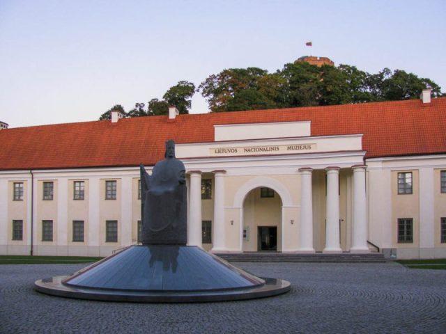 Museu Nacional da Lituânia Vilnius