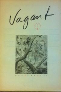 Vagants Poesidagene-nummer (bilag, 1989)