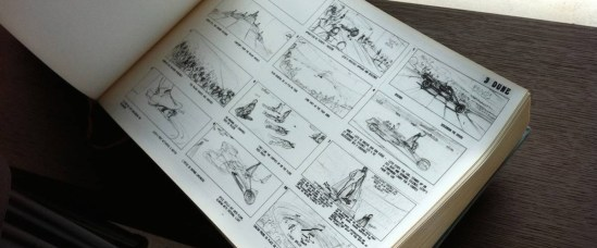 Stillbilde fra Jodorowskys Dune