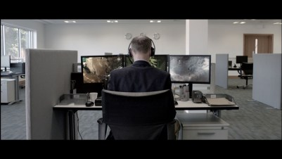 Daniel Jewel. Drone, Third Man Films 2013