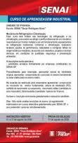 Carta de Indicação SENAI