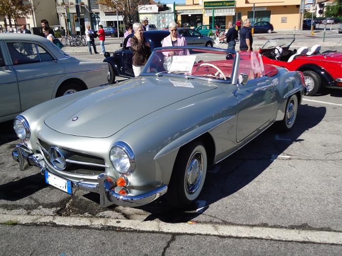 Mercedes 190 Sl  Il mio blog semiserio