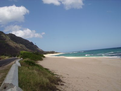 Lost Beach Oahu