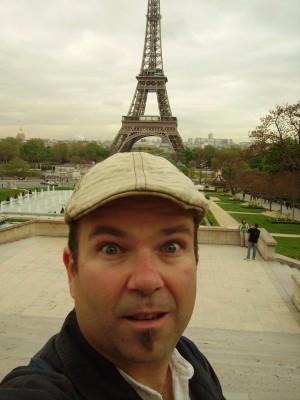Uh-oh! Broke in Paris