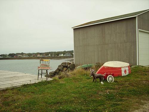 Canadian Island life