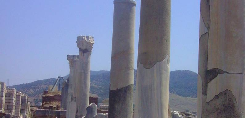 Selcuk – Ancient Home of Artemis, the Virgin Mary, and St. John