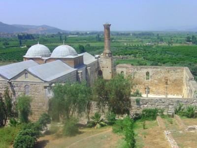 Isa bey Mosque Cadii Selcuk